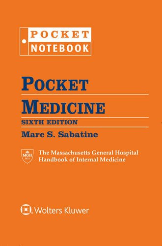 Pdf Medical Books Pocket Medicine: The Massachusetts General Hospital Handbook of Internal Medicine