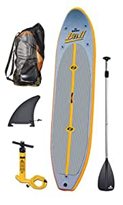 Solstice by Swimline  Bali Inflatable Stand Up Paddleboard with Paddle