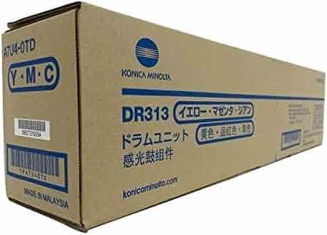 Genuine Konica Minolta A7U40TD DR313 Color for C658 C258 C308 C458 C558
