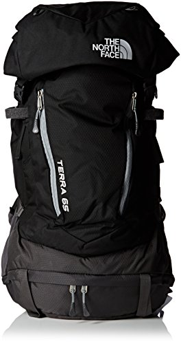 The North Face Terra 65, Tnf Black/Asphalt Grey, LG/XL