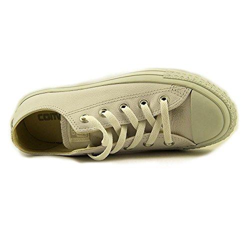 Chuck Taylor All Conversare Mono Bue Stelle, Unisex - Adulti Sneaker Mono Bianco