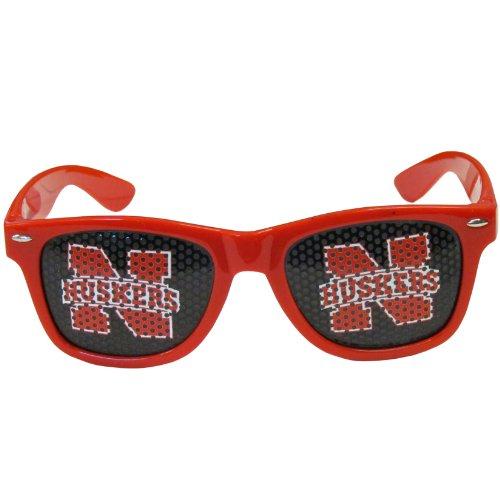 NCAA Nebraska Cornhuskers Game Day Shades - Nebraska Sunglasses