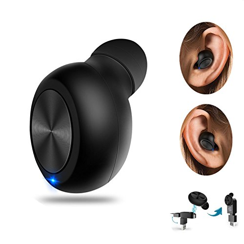 Bluetooth CSBROTHER Invisible Wireless Headphone product image