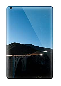 Forever Collectibles Bixby Creek Bridge Big Sur Hard Snap-on Ipad Mini Case 3426141I73752794