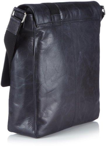 Bruno Banani Shoulder Bag - Bolso bandolera Mujer Schwarz/ Schwarz