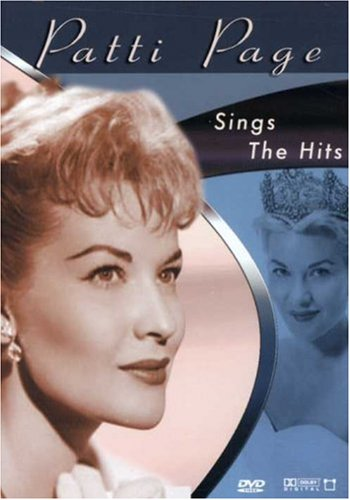 Patti Page - Sings the Hits -  DVD