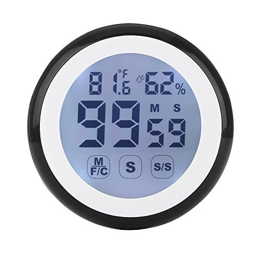 Master Cook Multi Functional Thermometer Retractable