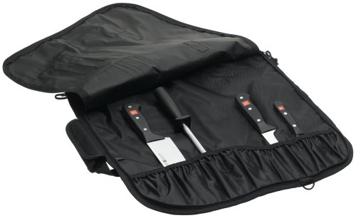 Wusthof 7372/8Cordura 8-Pocket Knife Carrying Roll