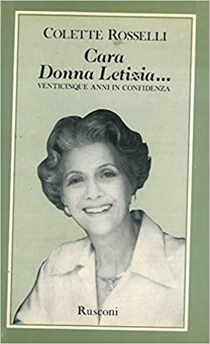buy online 9d8ae acc9d Cara Donna Letizia Venticinque anni in confidenza: Amazon.co ...
