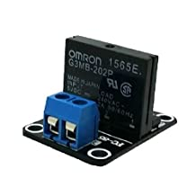 RoboJax 5V Solid State Relay module For Arduino