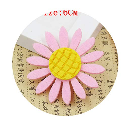 1PCS Lovely Sunflower Elastic Hair Bands Toys For Girls Handmade Bow Headband Scrunchy Kids Hair Acc