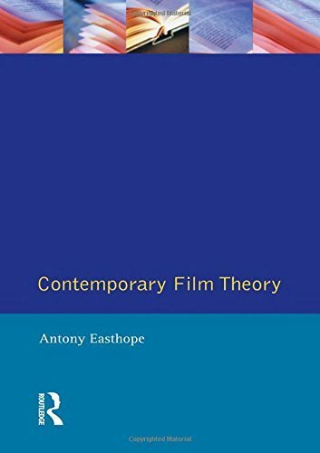 Contemporary Film Theory (Longman Critical Readers) 1st edition by Easthope, Antony (1993) Textbook Binding