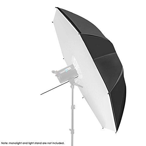 Neewer 43'' Diameter Photography Studio Collapsible Reflective Softbox Umbrella