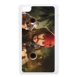 Pirates of the Caribbean ipod 4 Generic Fashion Cell Phone Cases STY101254