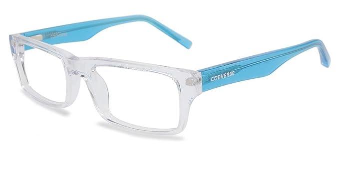 Converse - Gafas de sol de cristal de color completo 50-18 ...