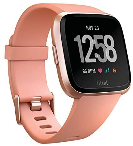 Fitbit Versa Smart Aluminium Included product image