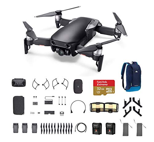 Cheap DJI Mavic Air, Fly More Combo, Onyx Black, 32G SD Card, and more