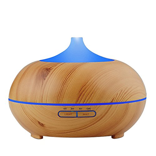 essential-oil-diffuser-twopages-r-300ml-wood-grain-cool-mist-ultrasonic-humidifier-with-4-timer-sett