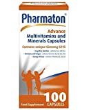 Pharmaton Advance Multivitamin and Mineral