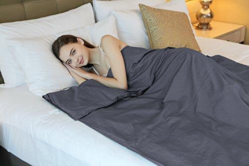 YnM Premium Cotton 60x 80 detachable Bed Blankets