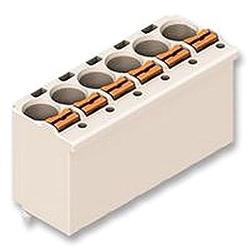 Terminal Block PCB 10 Way 24–12 AWG: Amazon.de: Elektronik