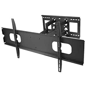 Amazon Com Siig Ce Mt1a12 S1 Full Motion Tv Mount 47