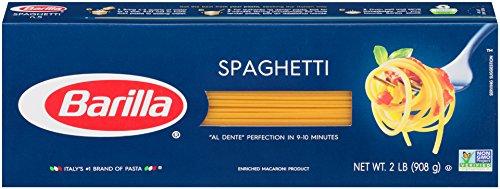 Barilla Spaghetti Pasta, 32 oz - Noodles Spaghetti