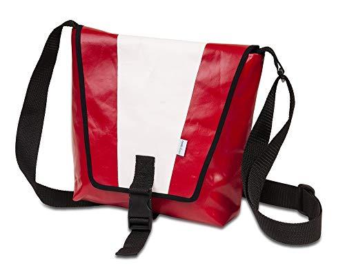 l'épaule rouge Rouge cm Sac x à à cm pour femme 33 x moritzhome porter 4 cm blanc 28 x08HYqwwf