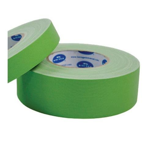 Savage 2''x55yds Gaffer Tape, Single Roll, Chroma Green