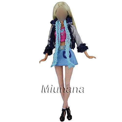 well-wreapped Miunana 1x Ropa Fashionista Casual con Camiseta ...