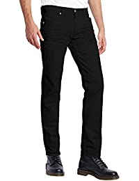Mens Slim Hyper Stretch Motion Denim Jean with Short and Tall Inseams
