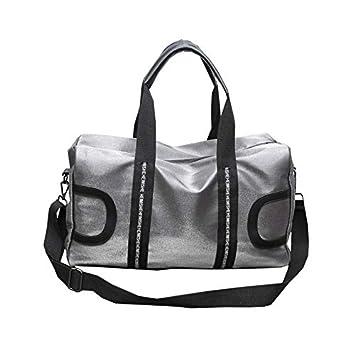 55d7438ba292 HUYGGY Travel Bag Female   Portable Korean Edition Large Capacity Travel