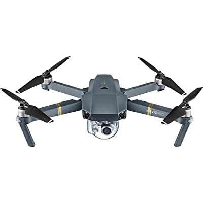 DJI Mavic Pro Collapsible Quadcopter Ultimate ALL DJI ACCESSORY Bundle