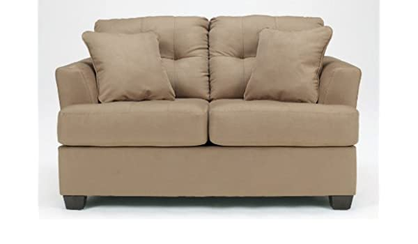 Pleasant Zia Mocha Loveseat By Ashley Furniture Amazon Ca Home Download Free Architecture Designs Intelgarnamadebymaigaardcom