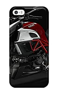 For Iphone Ducati Motorcycle Protective Case Cover Skin Iphone 5/5s Case Cover