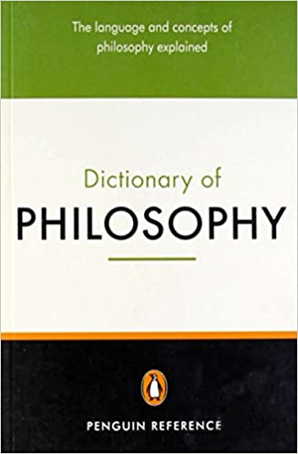 Dictionary pdf cambridge of philosophy
