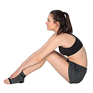 Plantar Fasciitis socks Compression Ankle Sleeve with Arch Support,Best foot Support sock Circulation to Reduce Swelling,Pain Relief, Small