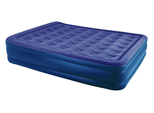 Stansport 383-100 Deluxe Air Bed Double Height Built In Pump