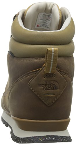 dijon Redux Y Varios Zapatos to Leather White Da Back Brown M North Face Hombre Excursionismo Colores berkeley Caminata vintage XZv4gwq