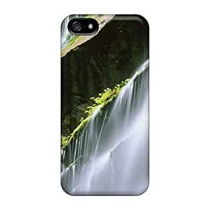 Pretty YiQIBFZ6077HYrgF Iphone 5/5s Case Cover/ Waterfall Bavaria Germany Series High Quality Case
