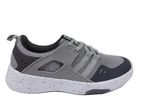 bass3d Sneaker Scarpa Donna da Passeggio ultrà Leggera (39)