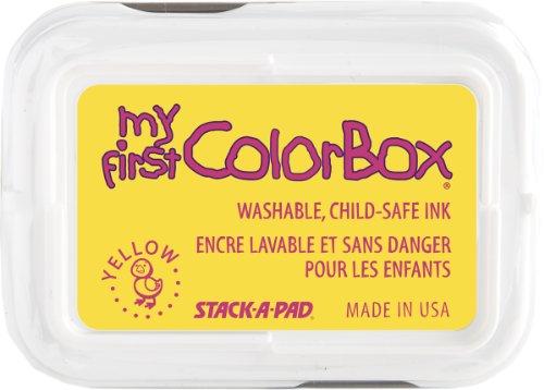 yellow stamp pad - 8