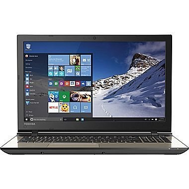2016 Toshiba Satellite 15 6  1366X768 High Performance Laptop  Intel Core I7 5500U 2 4 Ghz  12Gb Ram  1Tb Hdd  Dvd   Rw  Bluetooth  Hd Webcam  Wifi N  Hdmi  Harman Kardon Speakers  Win 10