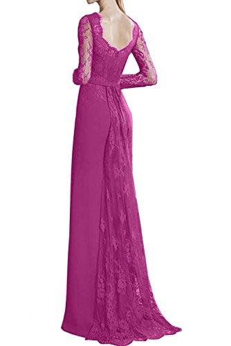 Ivydressing - Vestido - para mujer morado 40