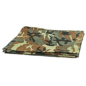 Paisley One Dozen Cowboy Bandanas (Camouflage)