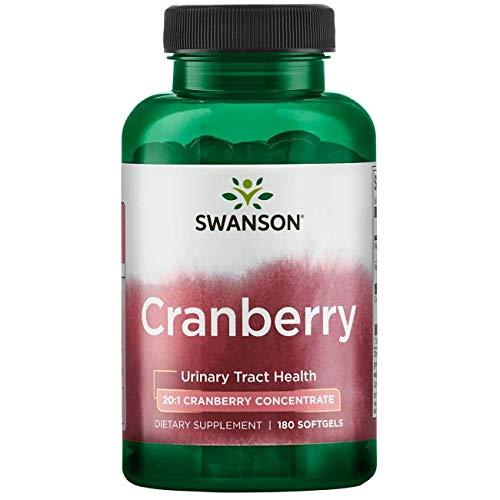 Swanson Cranberry 180 Sgels