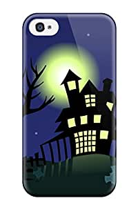 VAOQqpm10132cyLnL Faddish Artistic Case Cover For Iphone 4/4s