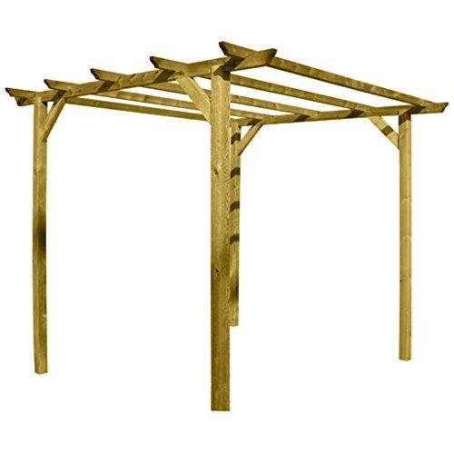 pergolas de madera amazon