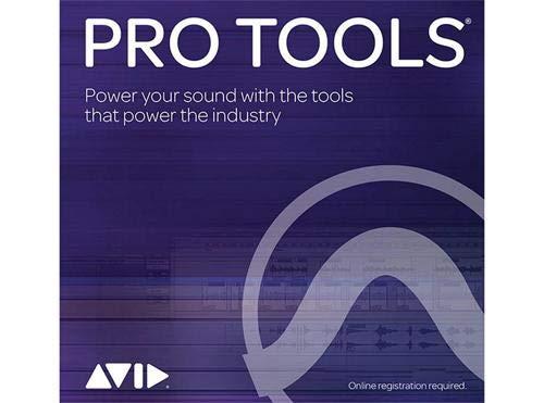 Avid Pro Tools Annual Subscription (1 Year) - Student/Teacher ()