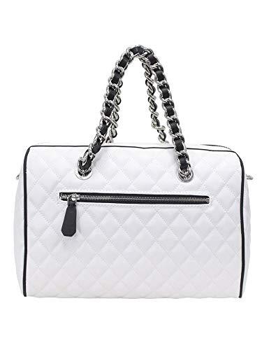 Mano Guess De Mujer Bolso Blanco Hwvy7175070 qffTt